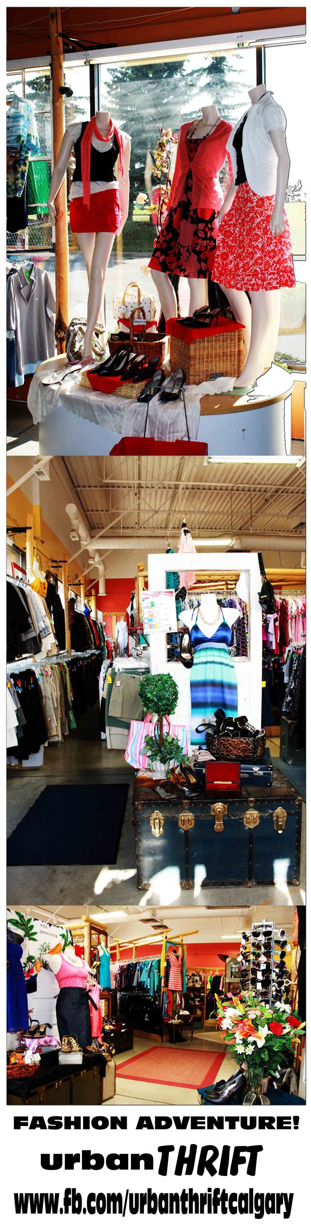 How to shop at a thrift store have fun urban thrift for Fish thrift store