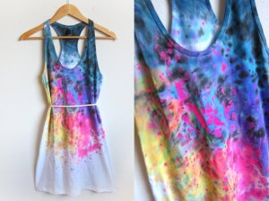 Dye Hard upcycling clothing Calgary thrift stores